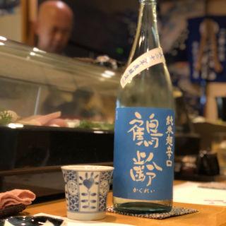 鶴齢 純米超辛口(たく海 )