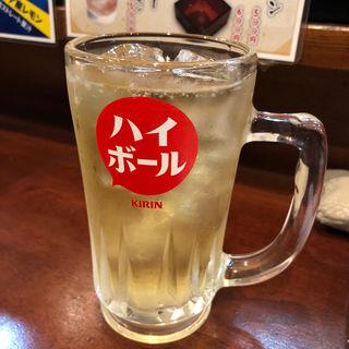 ハイボール(焼鳥 十蔵 舞松原店)