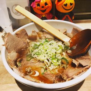 醤油ラーメン(チャーシュウ麺)(よってこや 新宿南口店 )