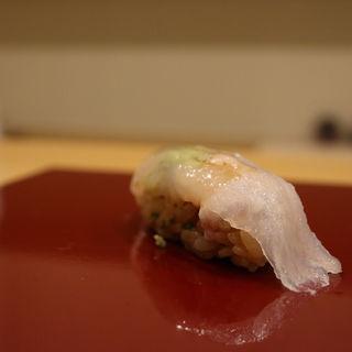 カワハギ(鮨 真菜 )