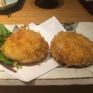クリームコロッケ(六本木いなきあ )