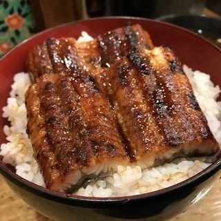 うな丼ダブル(宇奈とと 神田店 )