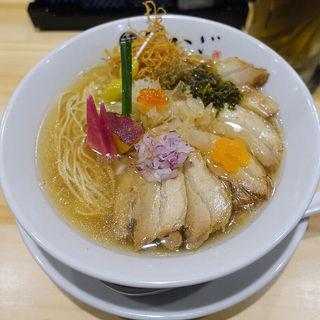 叉焼純粋豚そば のどぐろ(なかご)