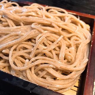 蕎麦と前菜セット(真田 (サナダ))