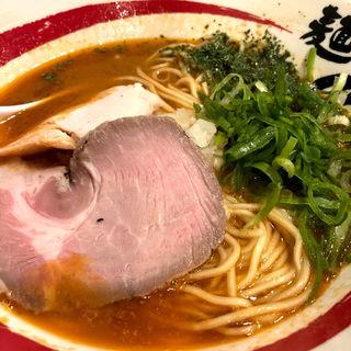 オマール海老そば(麺や でこ )
