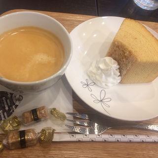 さんてんセット(かふぇ 蝉坂 (カフェセミザカ))