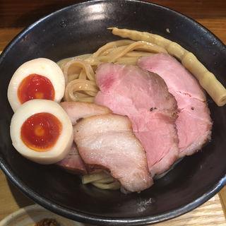特製濃厚つけ麺(いかれたNOODLE fishtons )