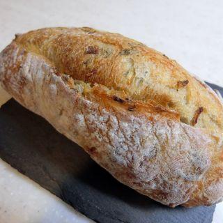 週替わりパン ポロ葱×ハーブ(浅田屋 日本橋高島屋 )