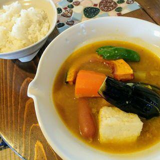 日本のスープカレー