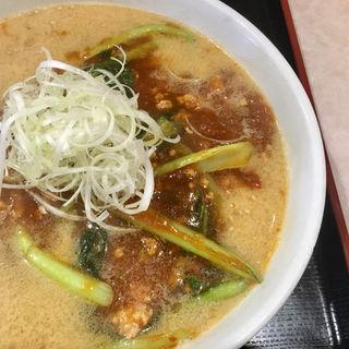 麻醤担麺(中華 神龍 (シェンロン))