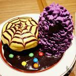 ハロウィントリックパンケーキ