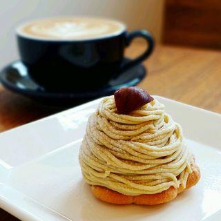 和栗モンブラン(ToBoRu Coffee (トボルコーヒー))