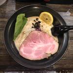 山崎真鯛と羅臼昆布の冷やし白湯