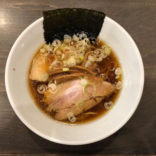 醤油ラーメン(麺武流 謙信)