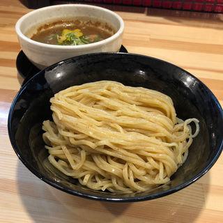 濃厚つけ麺 中盛り(麺屋 茜)