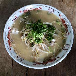 中華そば(エイコー食堂 )