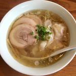 えびワンタン麺塩
