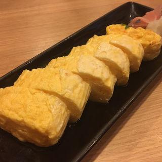 出汁巻き卵(居酒屋ダイニングEBISU)