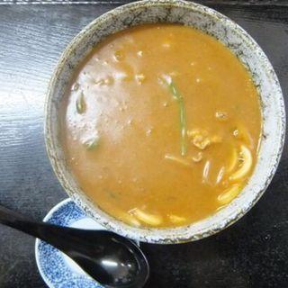カレーうどん(麺八 )