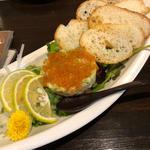 サーモンアボカドタルタル(旬味旬菜 大和)