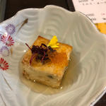お通し(旬味旬菜 大和)