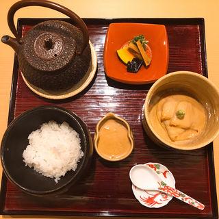 鯛茶漬け(暦弁当より)(銀座割烹里仙 )