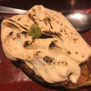 米茄子肉味噌湯葉焼(馬場六区 (ババロック))
