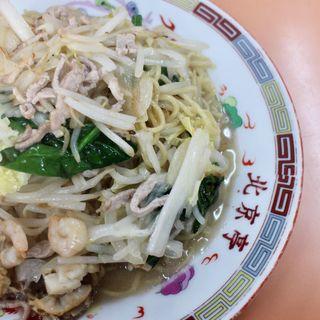 チャーメン(北京亭)