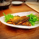 秋刀魚蒲焼