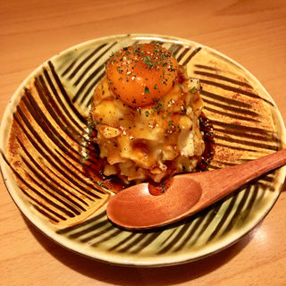卵黄ポテトサラダ(食堂 ニコラ )