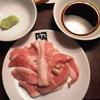 ピートロ(わさび醤油)(牛角 ミューザ川崎店 )