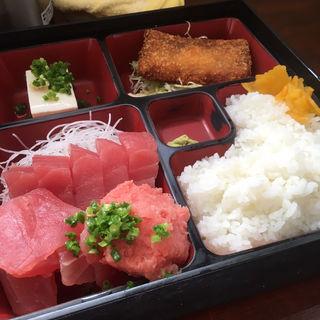 まぐろづくし定食(まぐろ太郎 )