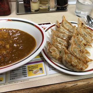 みよしの定食に餃子(みよしの日劇店)