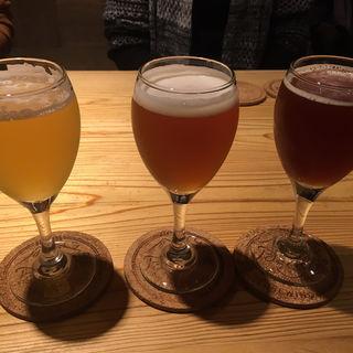 クラフトビール3種飲み比べセット(月と太陽)