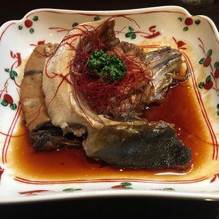 ブリカマ煮付け(飯屋 だゑん 〜拿縁〜)