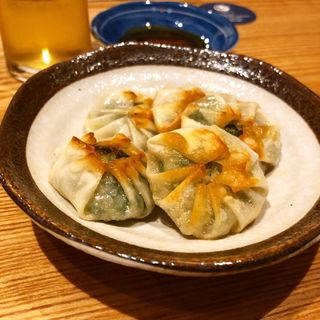 ニラ饅頭(夜めしや きみ)