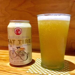 ファットタイヤ ベルジャンホワイト(バー カナタ (Bar Kanata))