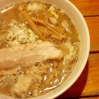 味噌ホルモンラーメン(ラーメンだるま亭 )
