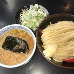 背脂濃厚つけ麺大盛り(三田製麺所 国分寺並木店 )
