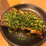 ネギ味噌焼餃子