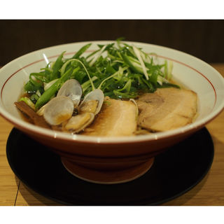 海鮮醤油(無双ラーメン)