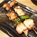 ねぎ間串(塩)
