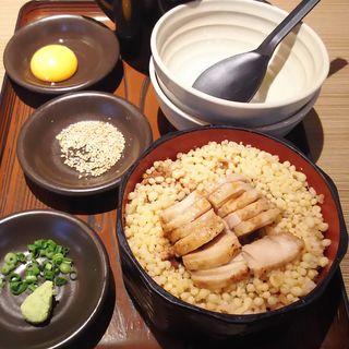 鶏の蒲焼きひつまぶし(やきとりセンター 川崎リバーク店)