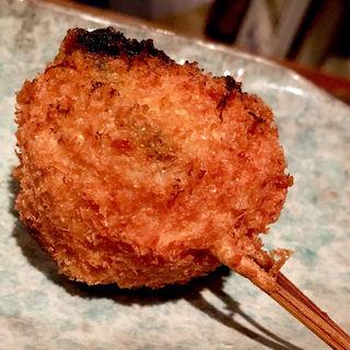黒ごま豆腐ベーコン巻(ふくみみ )
