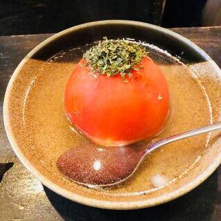 トマトのおでん(丸忠かまぼこ店 )