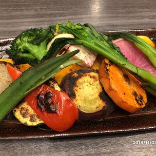 焼き野菜(バル日和)