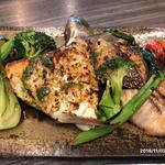 本日の魚のフライパン焼き