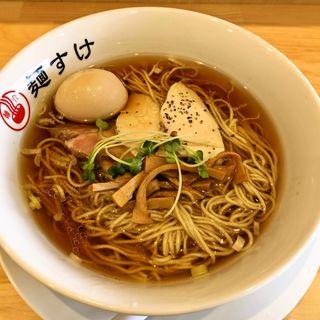 中華そば(中華そば麺すけ)
