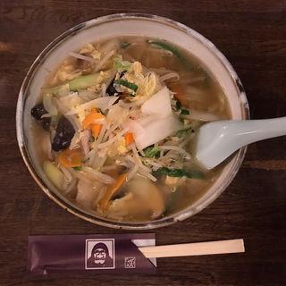 野菜そば(だるまや )