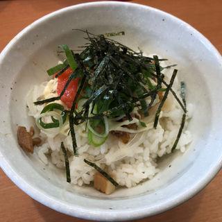チャーマヨ丼(ラーメン 丸っ子)